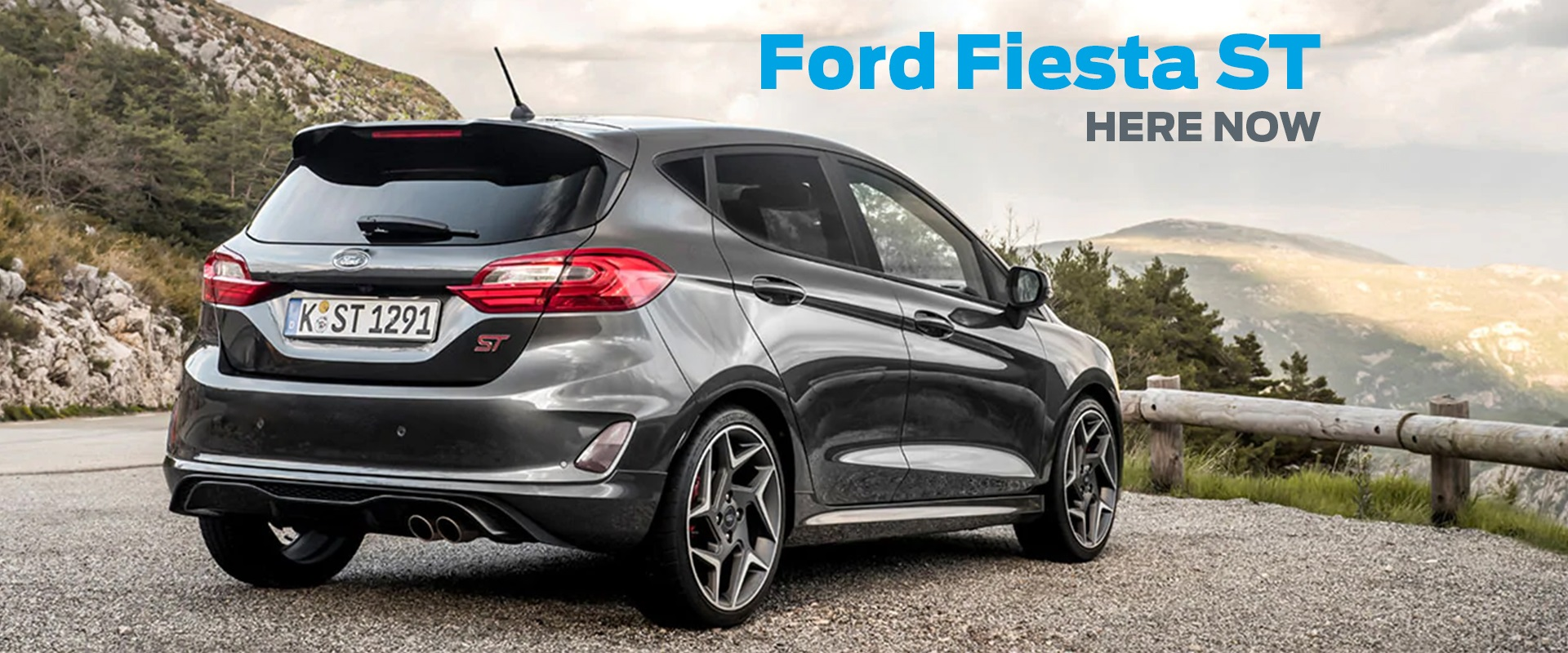 All New Ford Fiesta St Coming Soon To Range Ford