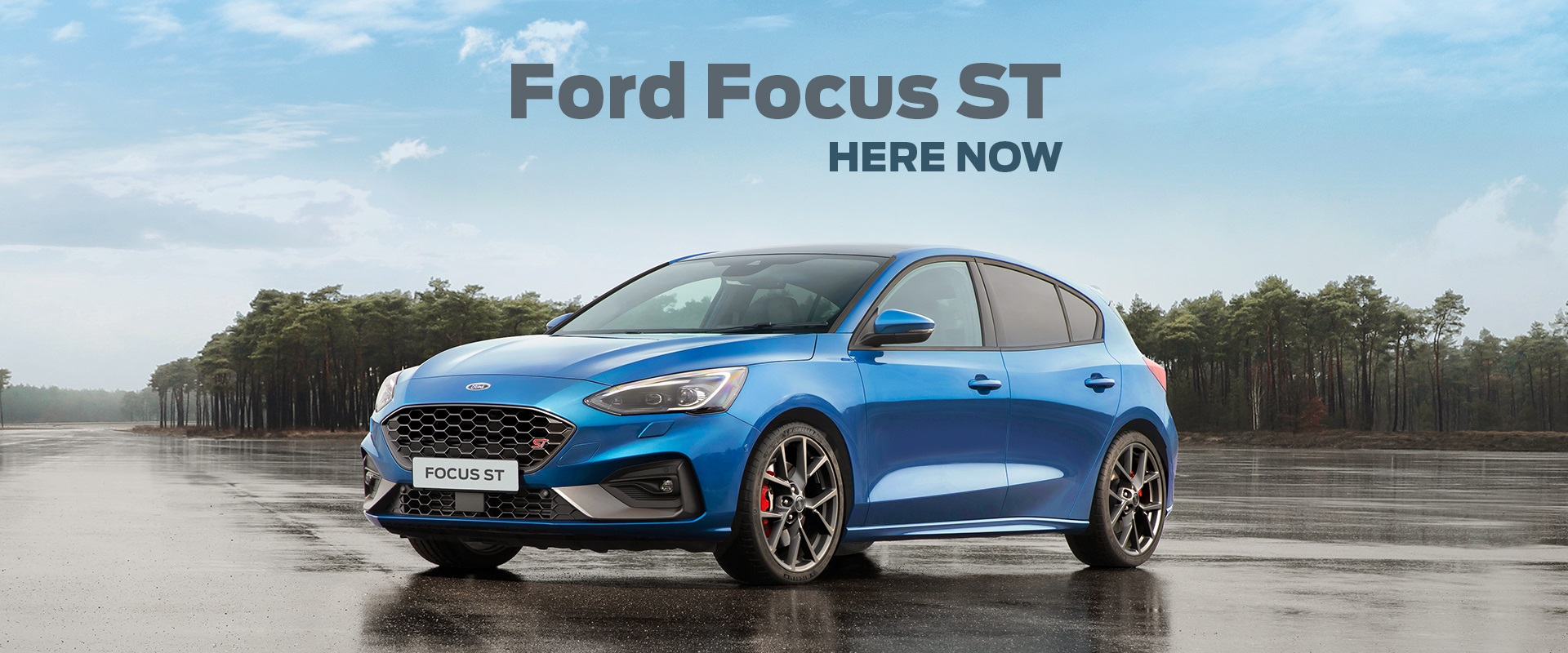 All New Ford Focus ST